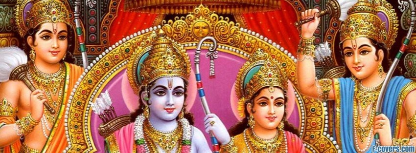 lord ram facebook cover