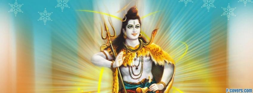 lord shivji facebook cover