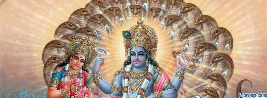 lord vishnu 2 facebook cover