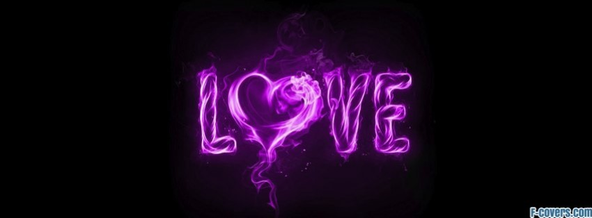 Pin Purple-hearts-facebook-cover-love on Pinterest