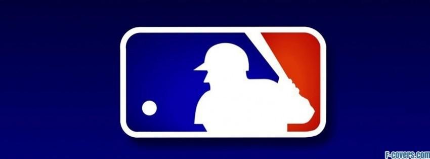 m l b logo facebook cover