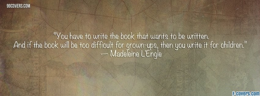 madeleine l engle Face...