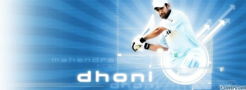 mahendra singh facebook cover