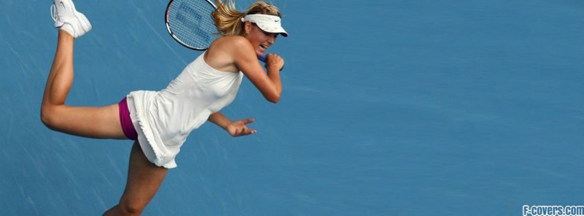 maria sharapova 1 facebook cover