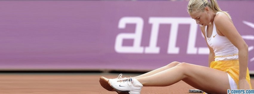 maria sharapova 4 facebook cover