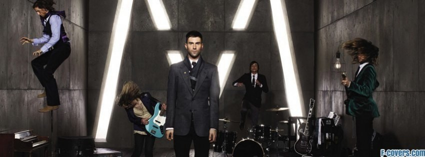 maroon 5 facebook cover