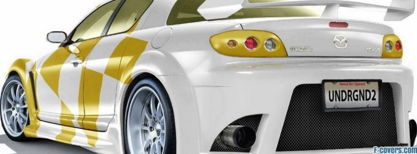 mazda rx8 facebook cover