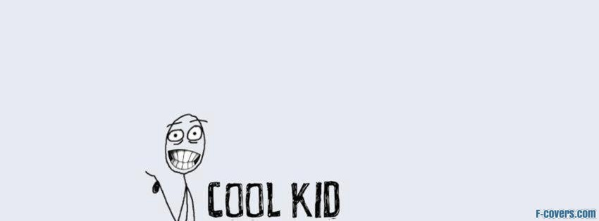 me cool kid facebook cover