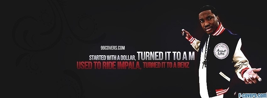 meek mill lyrics facebook cover