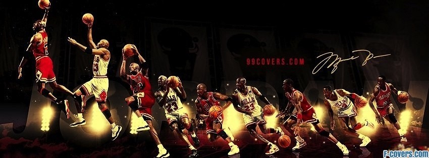 michael jordan facebook cover
