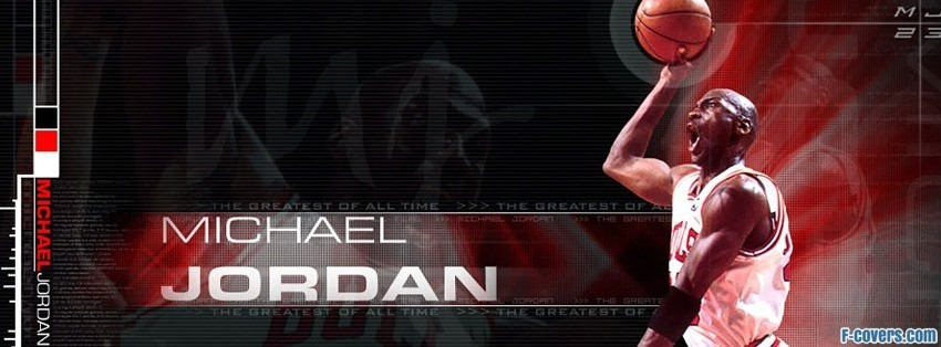 michael jordon facebook cover