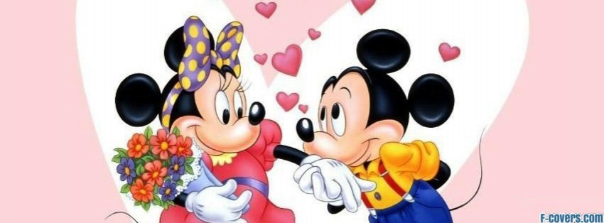 Gangsta Mickey And Minnie Mouse in Love Mickey And Minnie Love