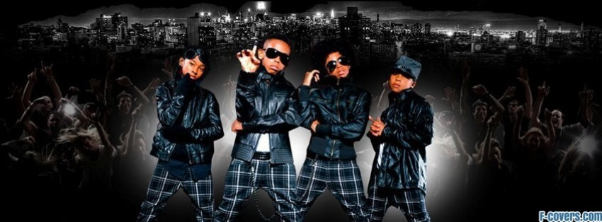 mindless behavior facebook cover
