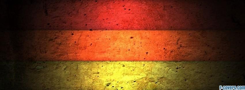 minimalistic multicolor stripes pattern facebook cover