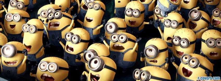 minions Facebook Cover timeline photo banner for fb