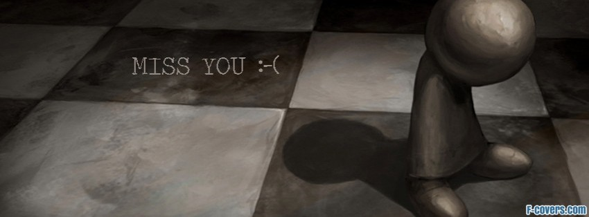 miss you block facebook cover