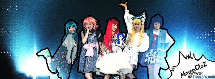 momoiro clover z 3 facebook cover