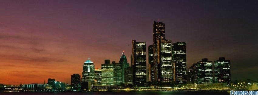 Manhattan Motor Cars >> motor city detroit michigan Facebook Cover timeline photo banner for fb
