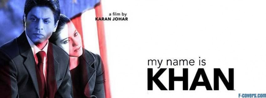 Movie Facebook Banners Movie my Name is Khan Facebook