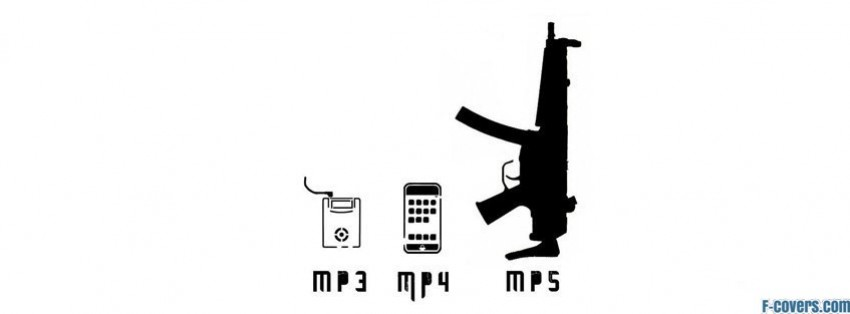 mp3 mp4 mp5 facebook cover