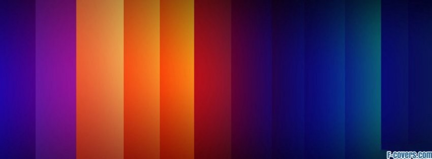 multicolor striped texture pattern facebook cover