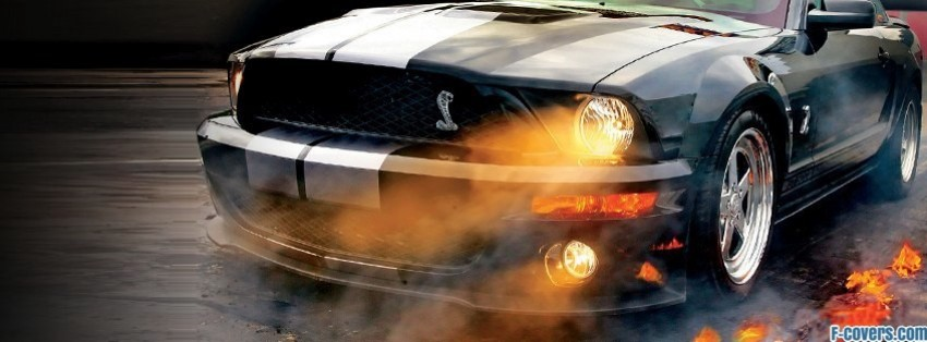 mustang facebook cover