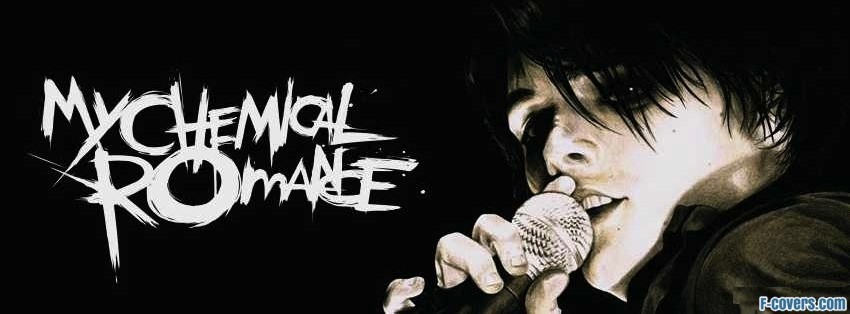 my chemical romance facebook cover