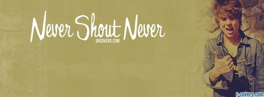 nevershoutnever facebook cover