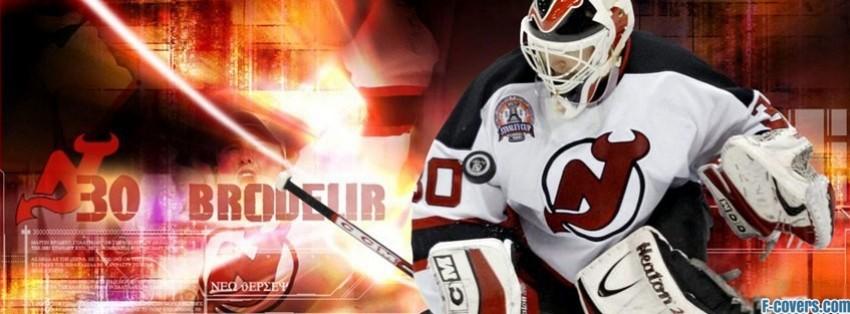 new jersey devils brodeur facebook cover
