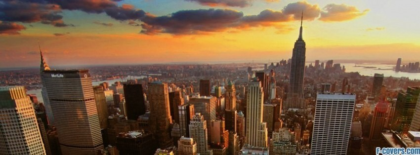 new york arial facebook cover