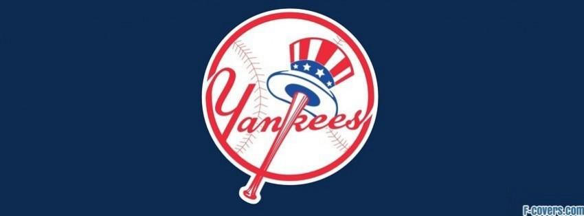 new york yankees logo facebook cover