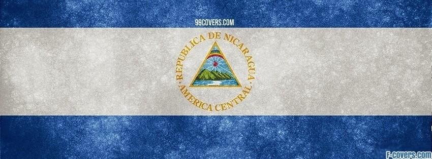 Nicaragua Facebook Cover Timeline Photo Banner For Fb