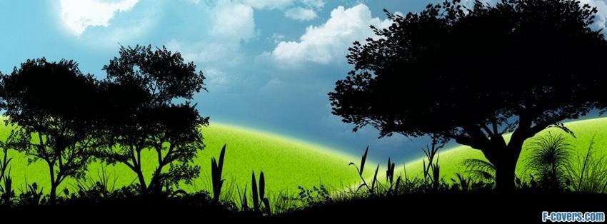 Nice hillside area facebook cover timeline photo banner for fb nice hillside area facebook cover voltagebd Images