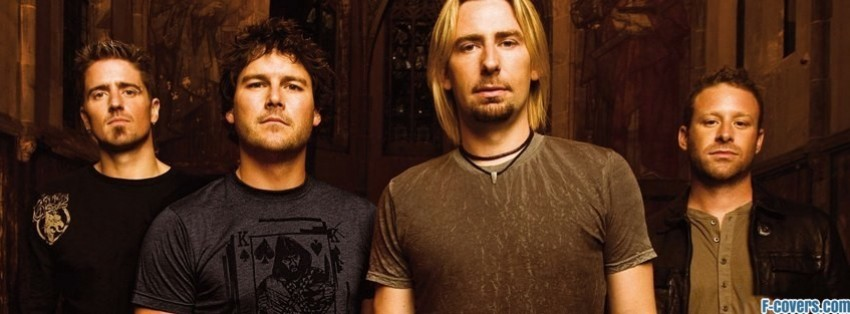 nickelback 3 facebook cover