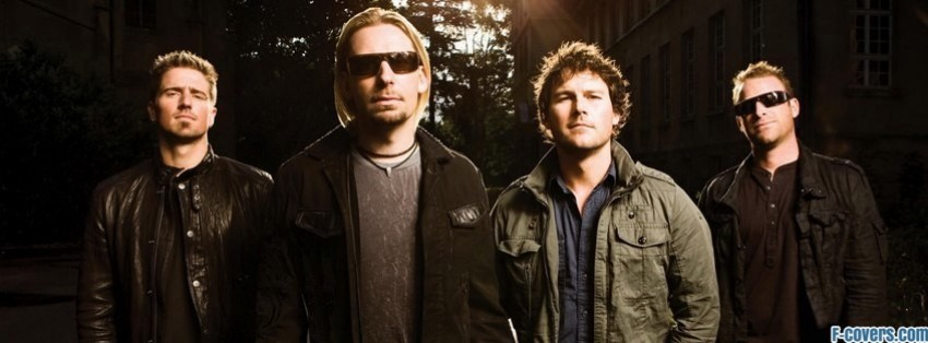 nickelback 4 facebook cover