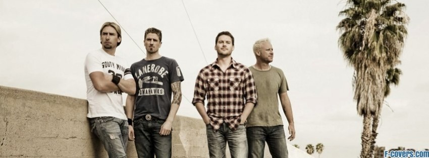 nickelback 6 facebook cover