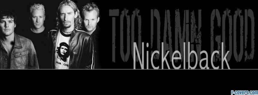 nickelback 8 facebook cover