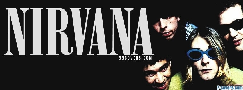 nirvana facebook cover