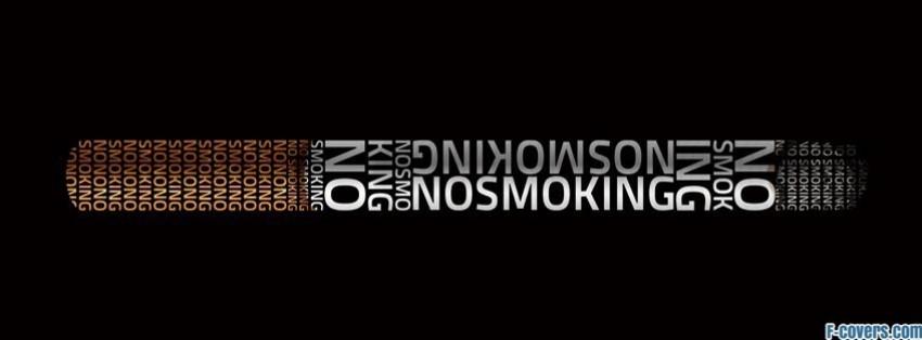 no smoking facebook cover
