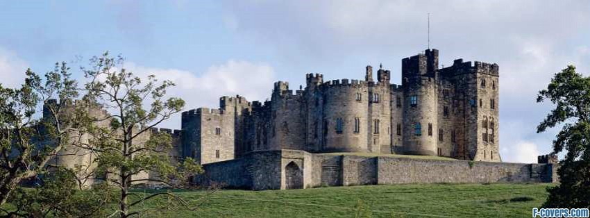 northumberland castle facebook cover