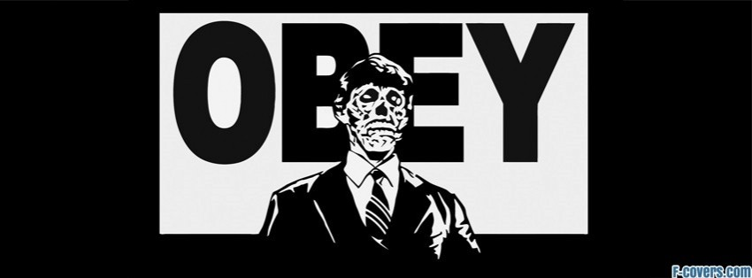obey zombie facebook cover