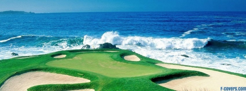 ocean golfing facebook covers