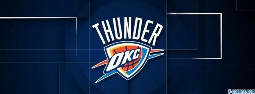 oklahoma city thunder facebook cover