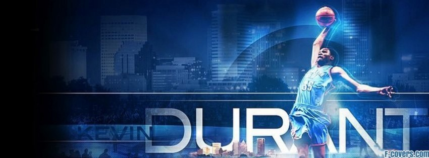oklahoma city thunder kevin durant facebook cover