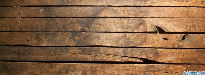 Old And Cracked Wood Pattern Facebook Cover Timeline Photo