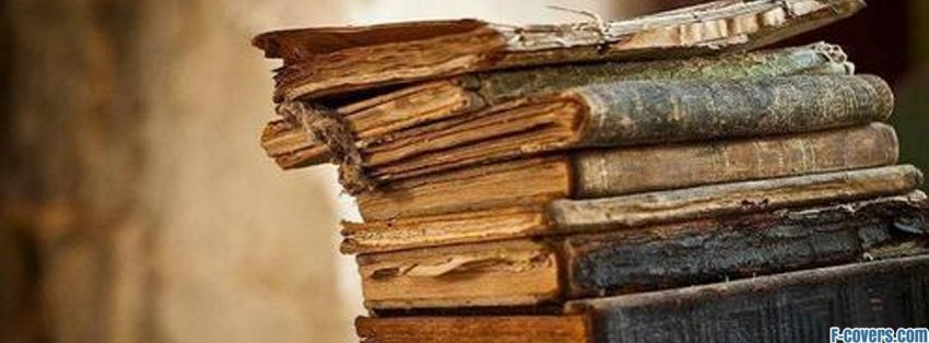 Book Cover Photography : Old books facebook cover timeline photo banner for fb