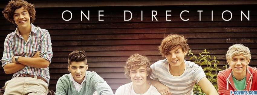 one direction 8 facebook cover
