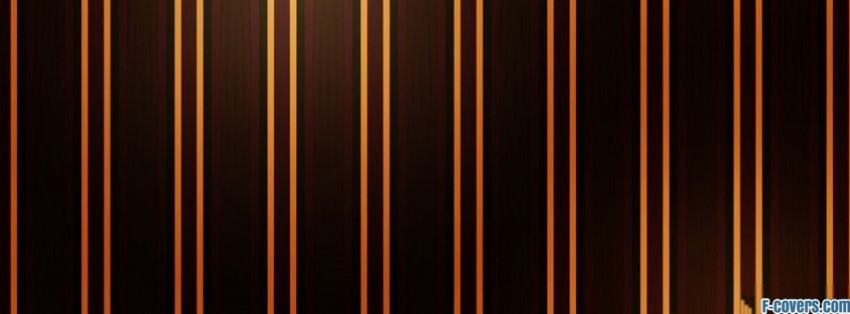 orange stripes facebook cover