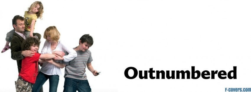 outnumbered 1 facebook cover