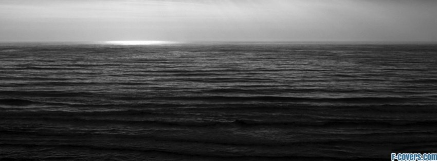 pacific ocean facebook cover